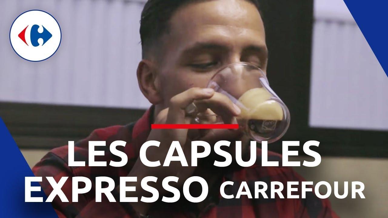 Les Capsules Expresso Carrefour Les Produits Carrefour