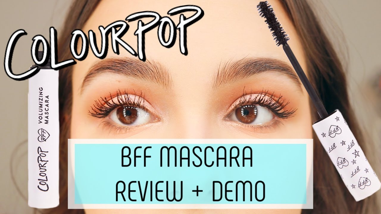 BFF Mascara by Colourpop #10