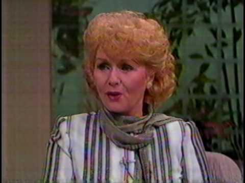 Debbie Reynolds on AM Colorado 1987 w/ Ashly McQueen model