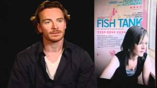 Fish Tank - Exclusive: Michael Fassbender Interview