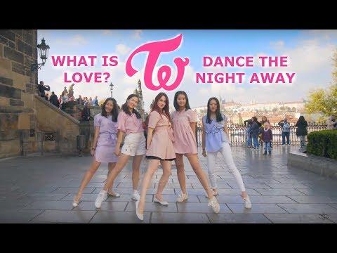 [KPOP IN PUBLIC CHALLENGE - PRAGUE ] TWICE (트와이스) - What Is Love & Dance The Night Away by O.M.G