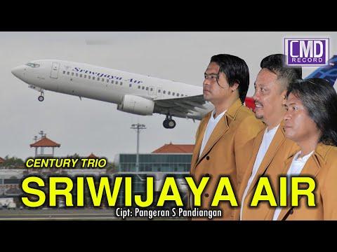 Sriwijaya Air Century Trio