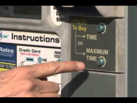 Aspen Parking:  Pay by Credit Card