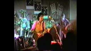 The Mick Clarke Band - Full Moon Boogie - Live in Switzerland 1989