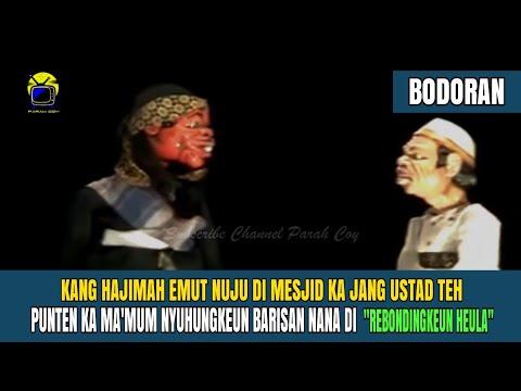 Spesial Haji Kohar | Wayang Golek Bodoran