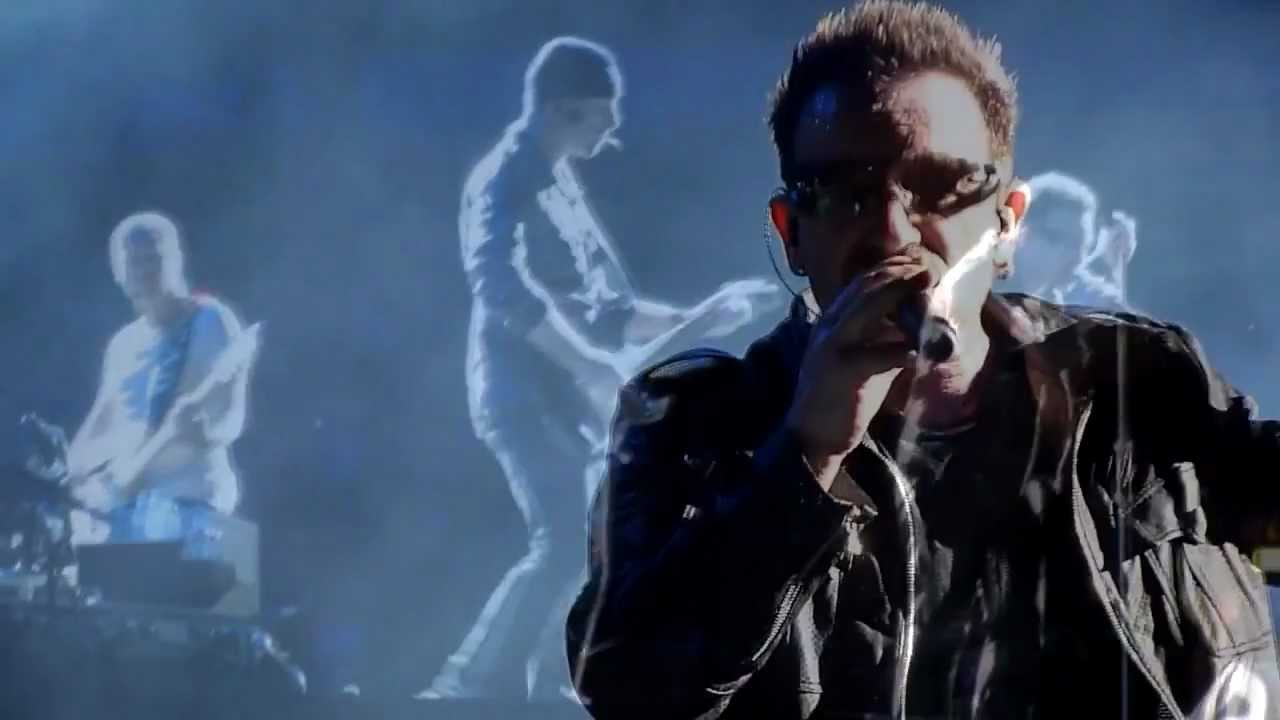 U2 All I Want Is You & Love Rescue Me (360° Live From Sydney) [Multicam By  Mek with U22's Audio]