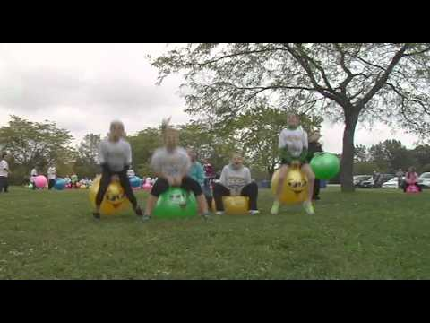 Hop-A-Thon fundraiser for Fort Meigs Elementary School