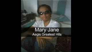 Mary Jane by AEGES GREATEST HITS (KARAOKE VERSION - MINIMIZED VOCAL)