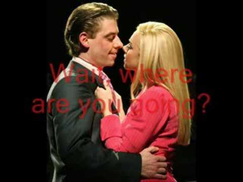 Legally Blonde the musical: Legally Blonde lyrics