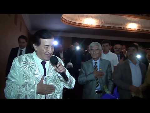 Ҷӯрабек Муродов - Боз омадам | Консерт дар шаҳри Хуҷанд 16.10.2019