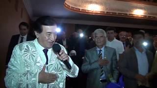 Ҷӯрабек Муродов - Боз омадам   Консерт дар шаҳри Хуҷанд 16.10.2019
