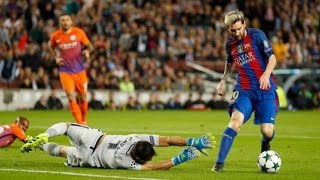 fc barcelona vs manchester city 4 0 20 10 2016 highlights league of champions