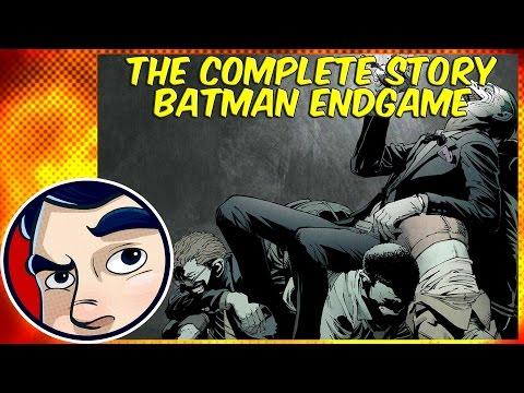 Batman Endgame - Complete Story