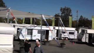caravan - Hexham The Caravan Co Pty Ltd
