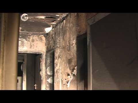 Wohnungsbrand in Rheda