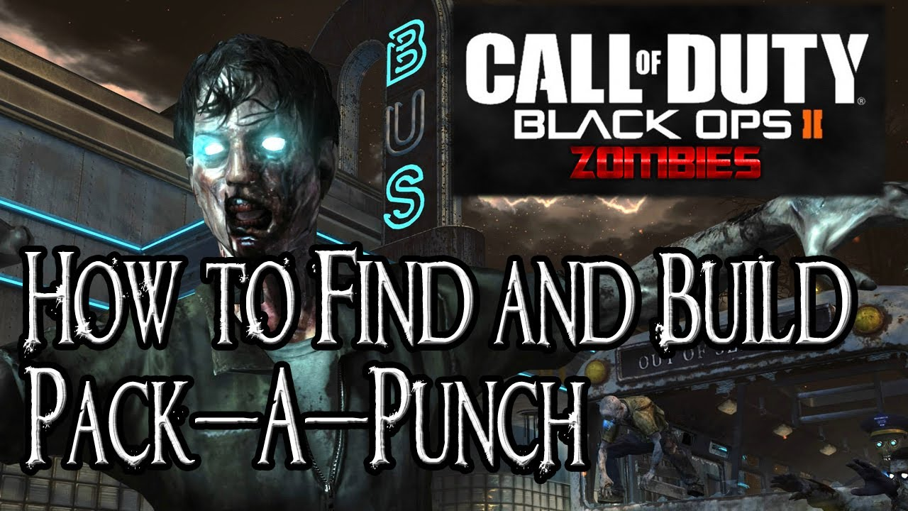 Black Ops 2 Zombie Mode Guide: Easter Eggs & Strategies