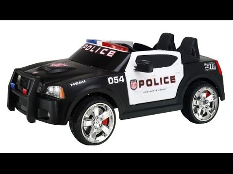 police cars toys for kids cartoon for children youtube