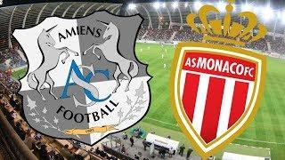 Монако - Амьен прогнозы на матч и ставки на спорт