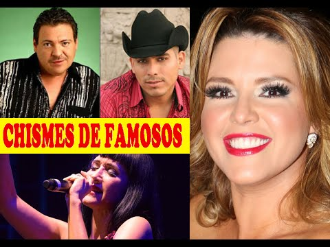 Escandalos de famosos chismes recientes espectaculos for Noticias espectaculos famosos