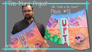 """""""Death in the Desert"""" by Trevor Pope 