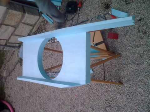 fabrication planche de chasse sous marine youtube. Black Bedroom Furniture Sets. Home Design Ideas