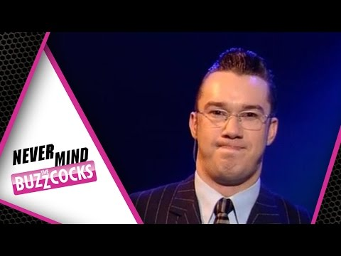 Mark Lamarr Joins The Line Up | Never Mind The Buzzcocks Series 5 Episode 7