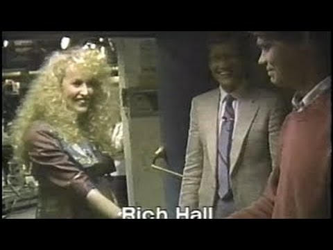 The Halls on Late Night, June 10, 1985 -competition realty shows