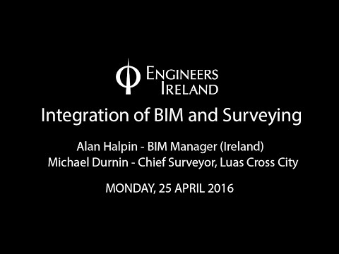 Integration of BIM and Surveying