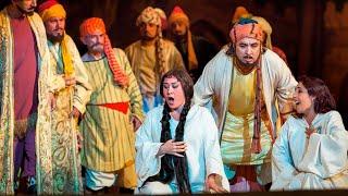 Театр из Таджикистана показал российским зрителям шедевры мировой классики