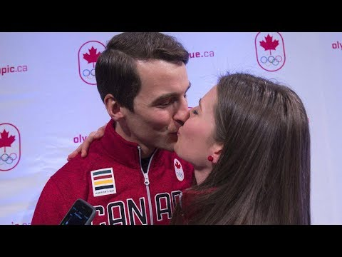 canadian olympians dating