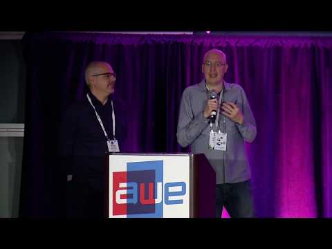 Michael Hoffman & Raven Zachary (Microsoft): Microsoft HoloLens for the Enterprise