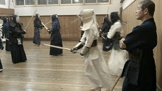 WARRIORS OF BUDO. Episode Five: Kendo by Empty Mind Films