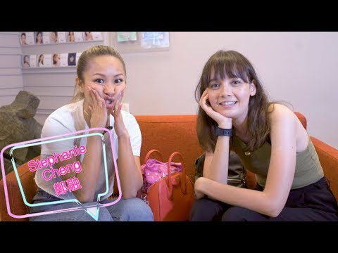 What's In My Bag? ft. Stephanie Cheng 鄭融 | ASHA ETC