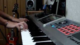 ピアノで思いつくままに弾いてみました。機材不調のため、演奏後半に行...