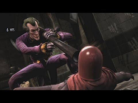 Injustice: Gods Among Us - All Super Moves *Including Downloadable Content* (1080p 60FPS)