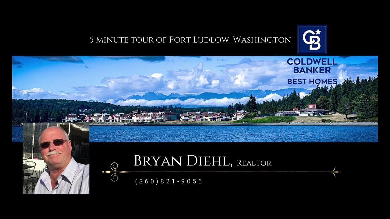 5 Minute Tour of Port Ludlow, Washington