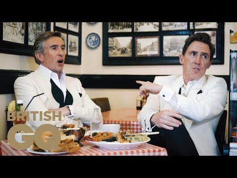 The Trip's Steve Coogan and Rob Brydon: