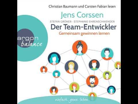 Der Team-Entwickler: Gemeinsam gewinnen lernen YouTube Hörbuch Trailer auf Deutsch