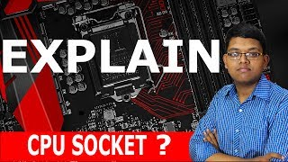 CPU SOCKETS EXPLAIN ! HOW TO CHOOSE CPU SOCKET ON MOTHERBOARD IN HINDI
