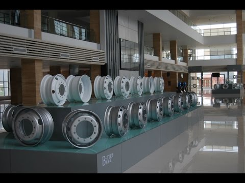 Truck Wheel Manufacturer From China