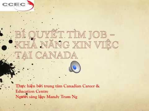 BÍ QUYẾT TÌM JOB TẠI CANADA - TẦM QUAN TRỌNG CỦA SOFT SKILLS