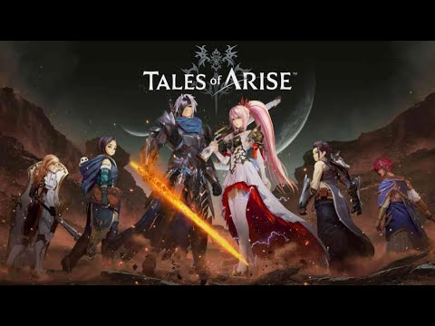 Tales of Arise...BUY THIS GAME! (Playstation 5 gameplay) |