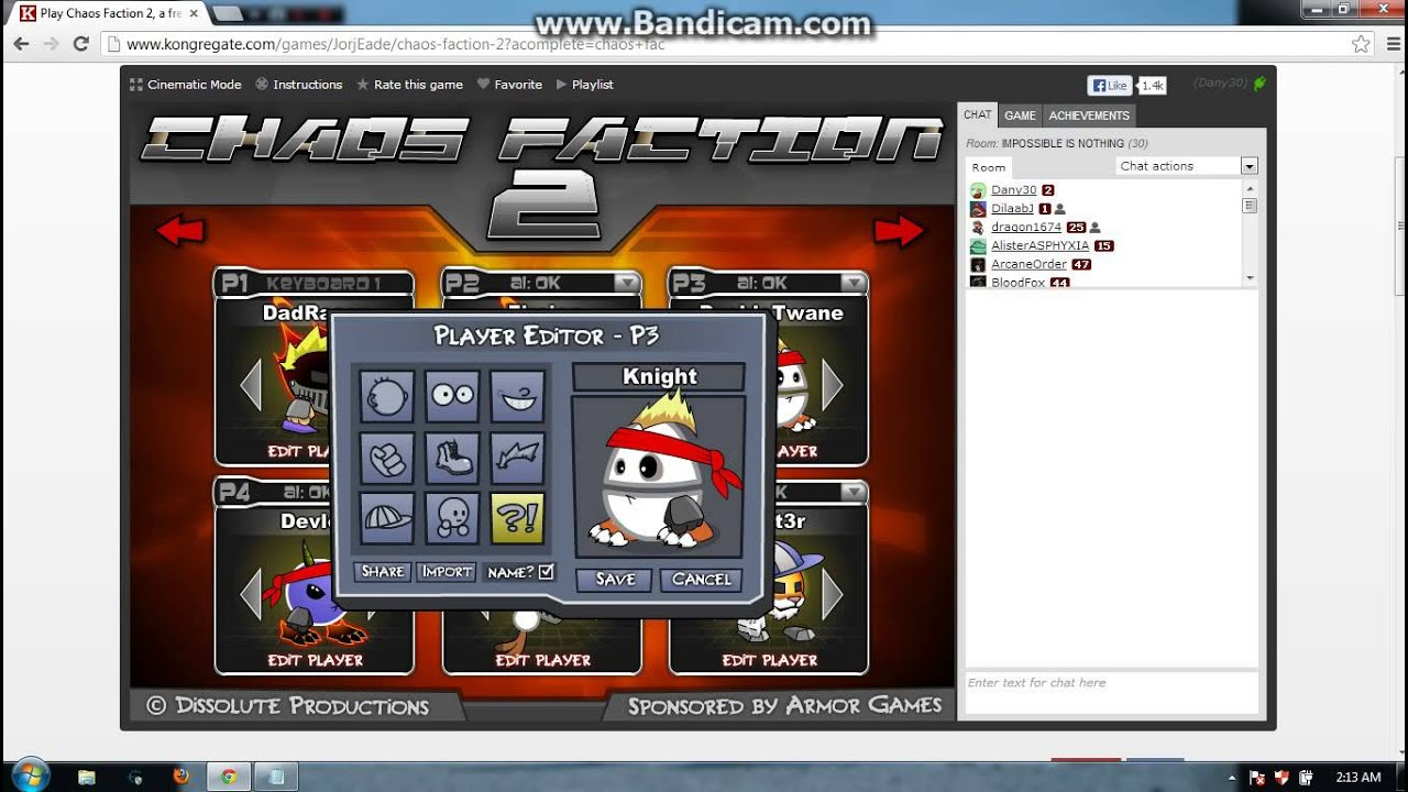 download chaos faction 2 for android