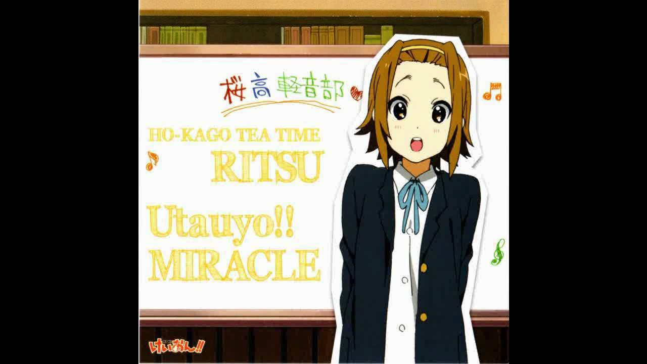 utauyo miracle instrumental