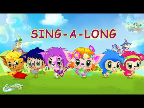 Smighties | Friendship Songs For Children To Dance | Cartoons For Kids | Children's Animation Videos