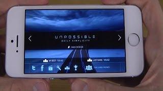 Unpossible iPhone 5S iOS 7.1 HD Gameplay Trailer