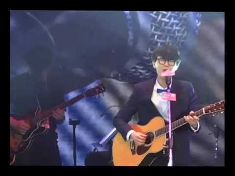方大同 Khalil Fong - Wonderful Tonight @【新城EPS i DO Love Music音樂會】04.08.12