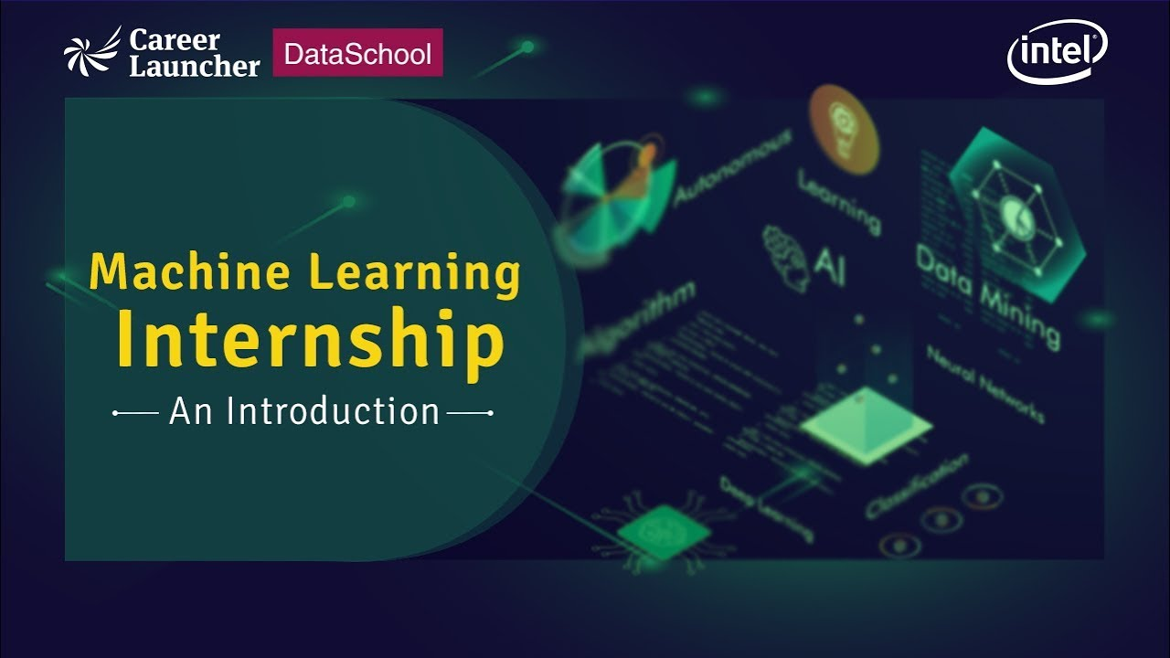 Machine Learning Internship l Machine Learning Projects l