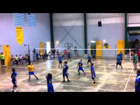 Caribbean Elementary School Volleyball 2013