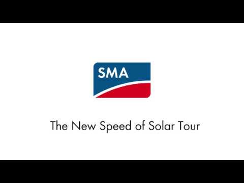 New Speed of Solar Tour - Fort Worth, Texas March 6, 2018